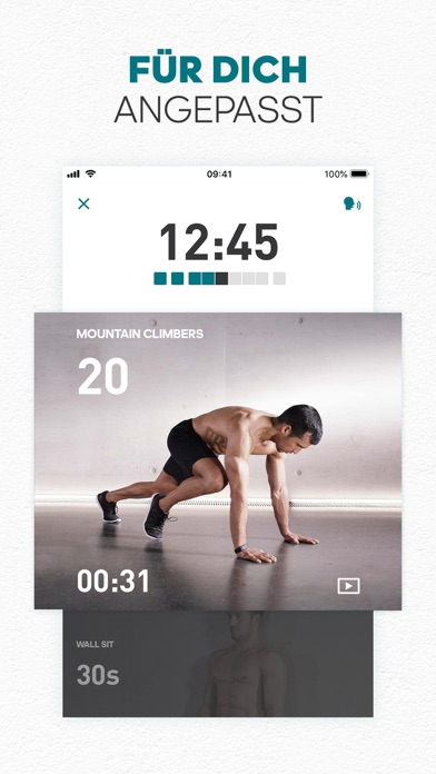 messages.download adidas Training by Runtastic software