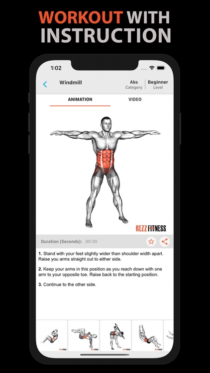 Home Workout for Men & Women