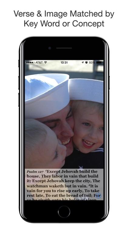 Navy Psalm Daily Quotes ASV screenshot-4