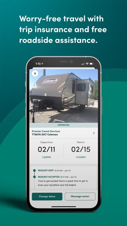Outdoorsy - RV Rentals screenshot-4