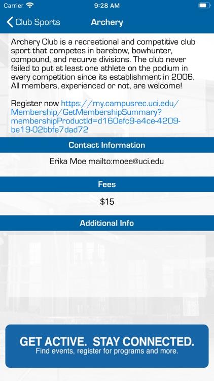 UCI Campus Rec screenshot-5
