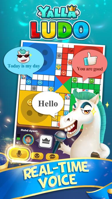 Yalla Ludo - Ludo&Domino for windows pc