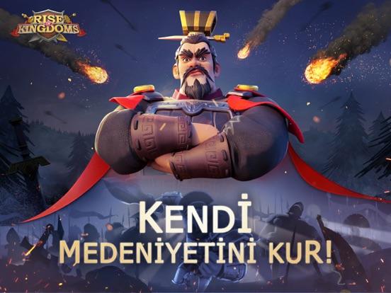 Rise of Kingdoms: Lost Crusade ipad ekran görüntüleri