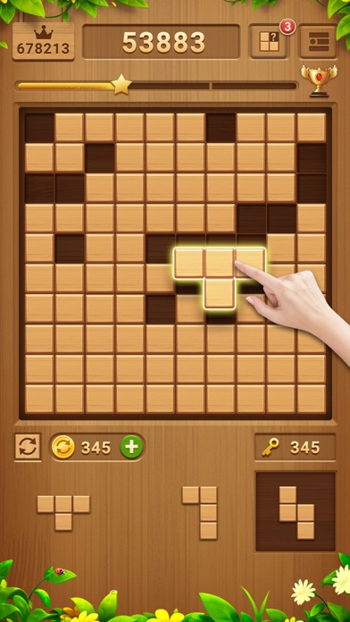 Block Puzzle - Brain Games free Time hack