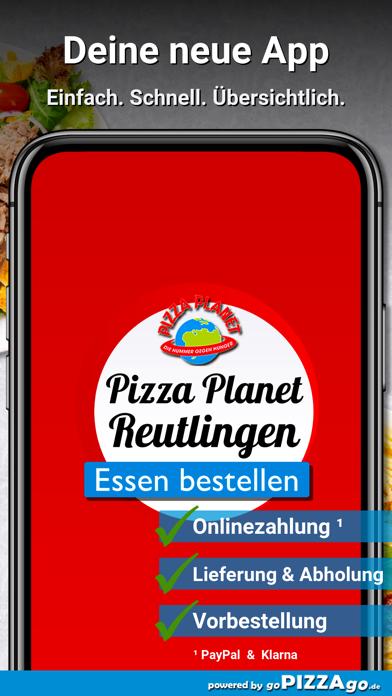 Pizza Planet Lieferservice screenshot 1