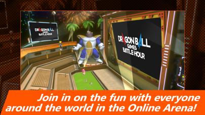 DRAGON BALL Games Battle Hour screenshot 1
