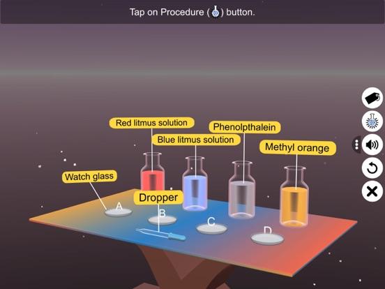 Acid and bases in laboratory screenshot 8