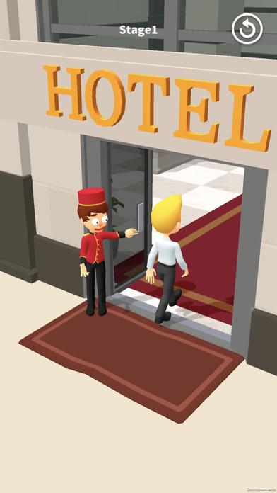 Hotel Master 3D screenshot 1