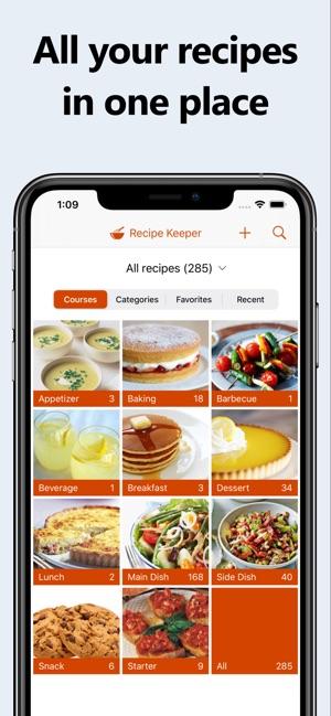 Recipe Storage App