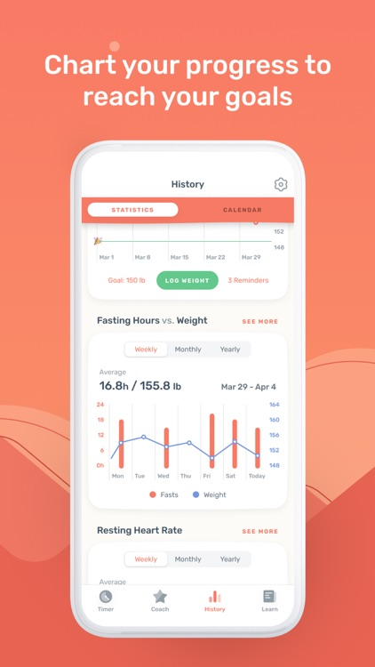 Zero - Simple Fasting Tracker screenshot-5