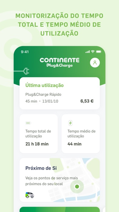 Continente Plug&Charge screenshot 4