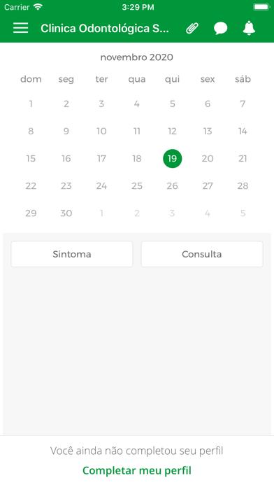 Clínica Santa Maria Screenshot