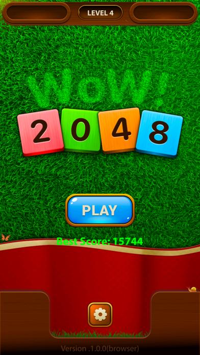 WoW 2048 screenshot 4