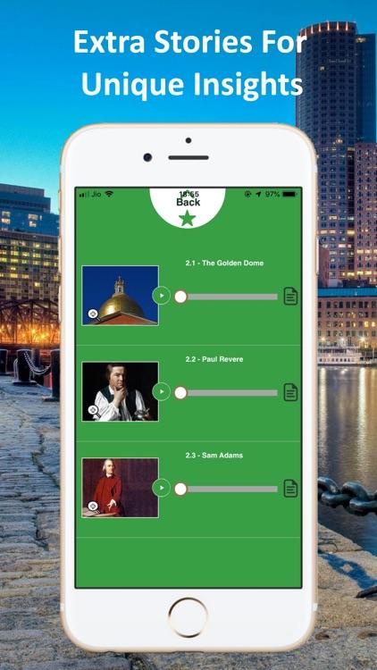 Boston Audio GPS Tour Guide screenshot-6