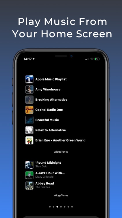 WidgeTunes - Music Widgets screenshot-3