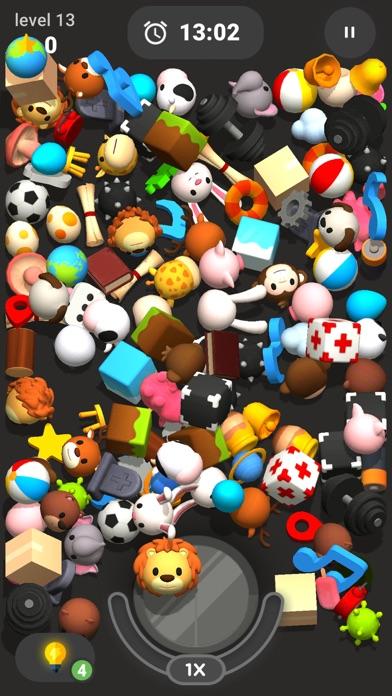 Merge 3D - Matching Pairs Game screenshot 1