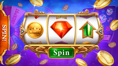 Screenshot of Scatter Slots - Nuove 777 Slot1