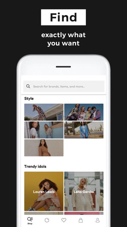 ABOUT YOU Online Fashion Shop screenshot-4