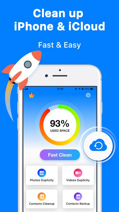 Phone Cleaner: Clean Storage. Screenshot