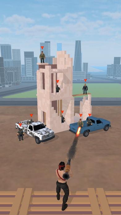 Mrs. RPG - Hot Girl Demolition screenshot 2