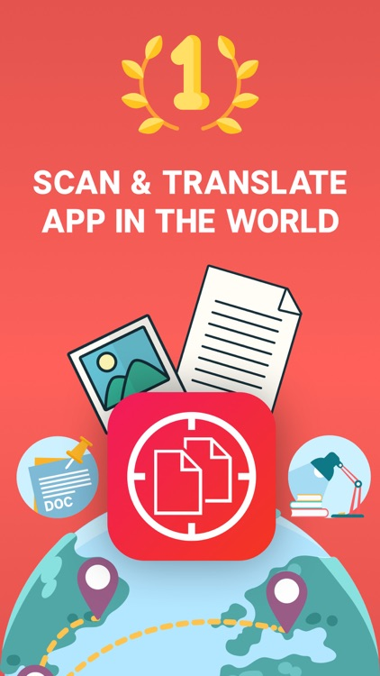 Scan & Translate+ Text grabber