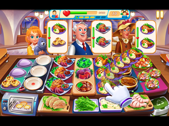 Cooking Sizzle: Master Chef screenshot 12