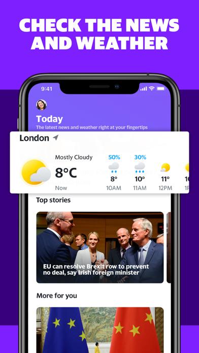 Tải về Yahoo Mail - Organised Email cho Pc