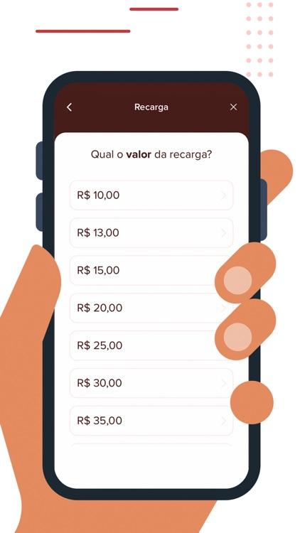 CardPay: conta digital+cartão screenshot-4