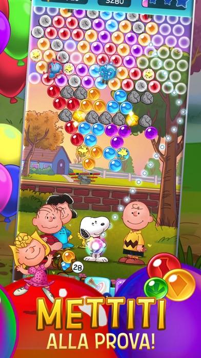 Screenshot of Snoopy Pop6