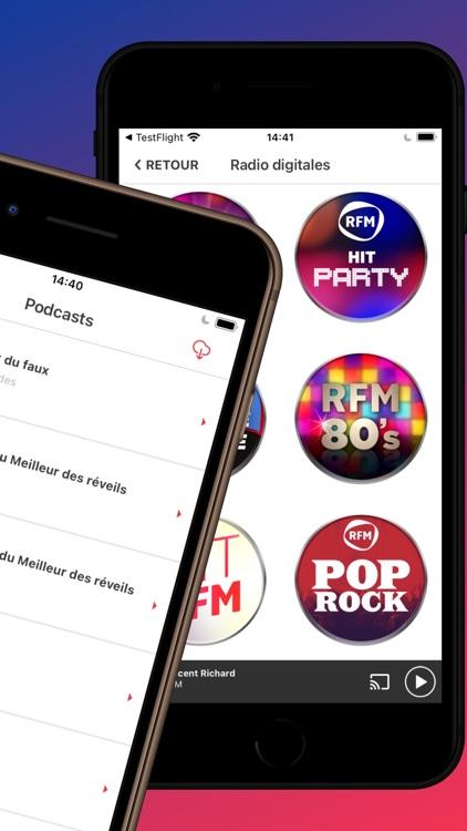 RFM le meilleur de la musique screenshot-4