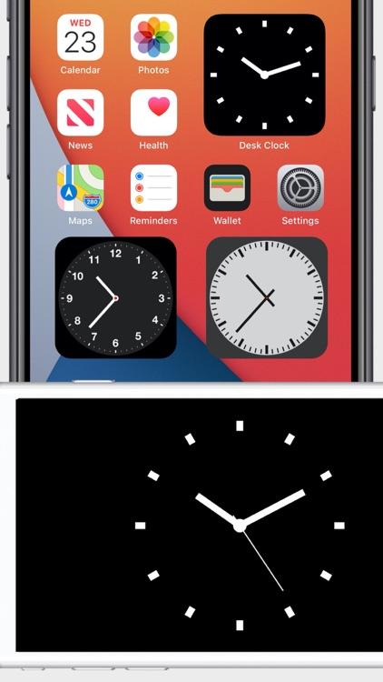 Desk Clock - Analog Clock