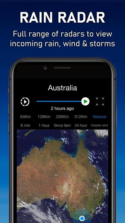 AUS Weather screenshot-3