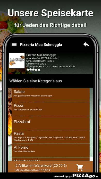 Pizzeria Maa Schneggla screenshot 4