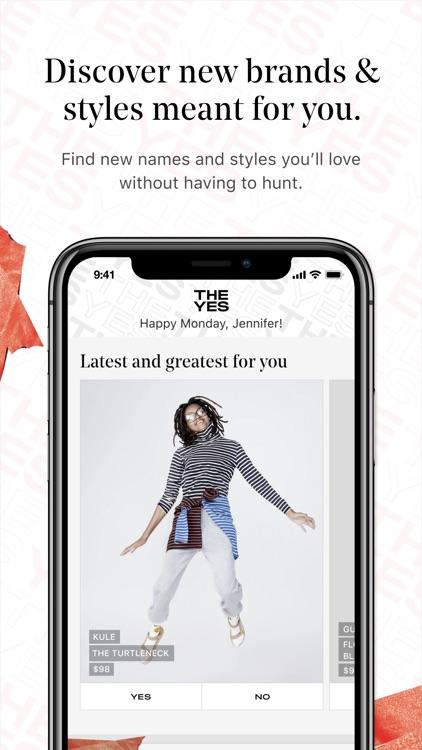 THE YES - Women's Fashion screenshot-4