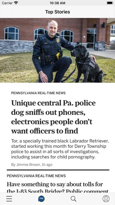 PennLive.com Screenshot