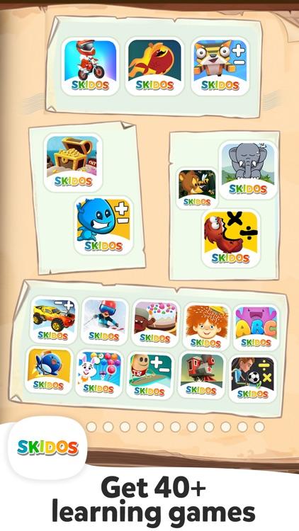 Multiplication Games for Kids screenshot-8