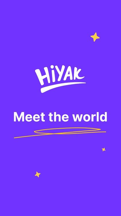 HIYAK Video Chat & Random Call screenshot-6