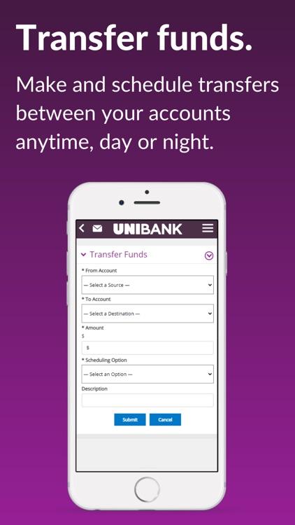 UniBank Mobile Banking screenshot-4
