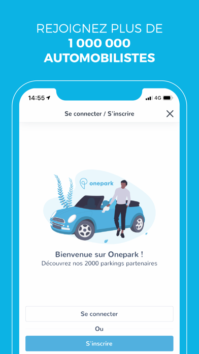 messages.download Onepark - Parkings software