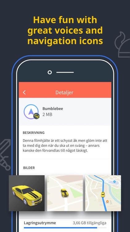 Offline GPS Navigation screenshot-4