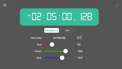 Millisecond Clockのおすすめ画像3