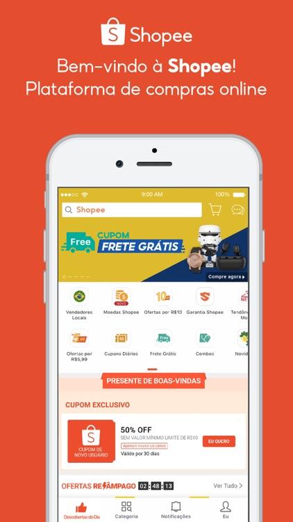 Shopee: Compre e Venda Online