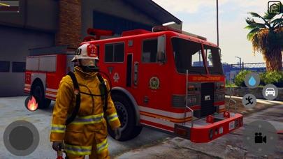 симулятор пожарной машины 2021 для ПК 1