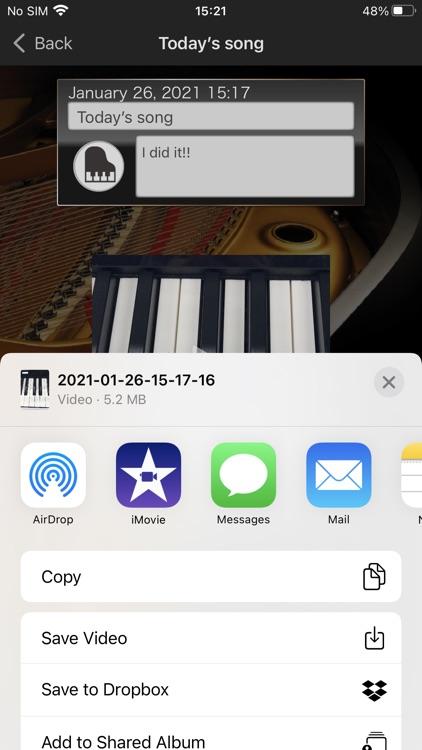 My Music Recorder screenshot-4