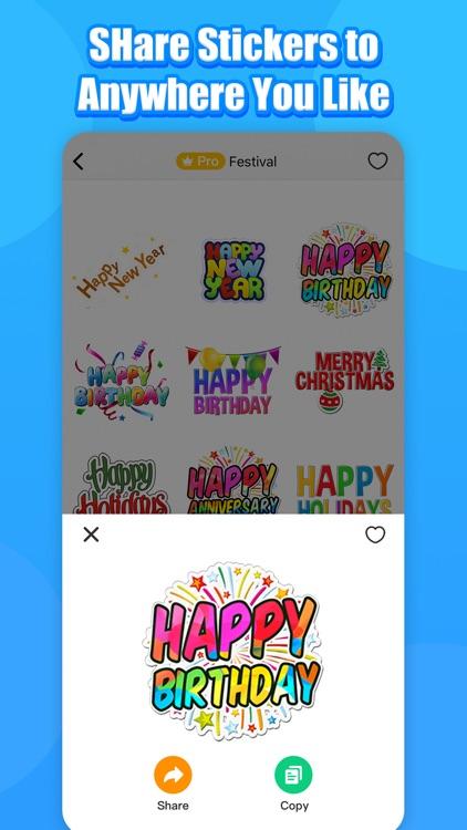 Emoji Stickers for Texting screenshot-4