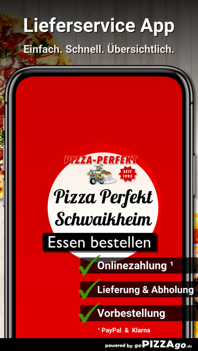 Pizza-Perfekt Schwaikheim screenshot 1