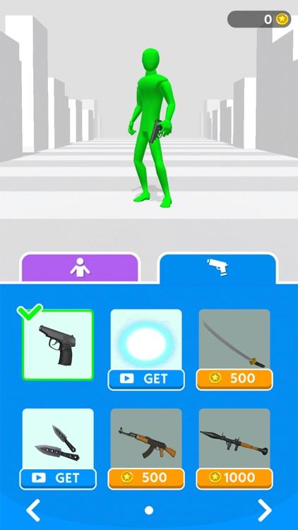 Dodge Action 3D screenshot-6