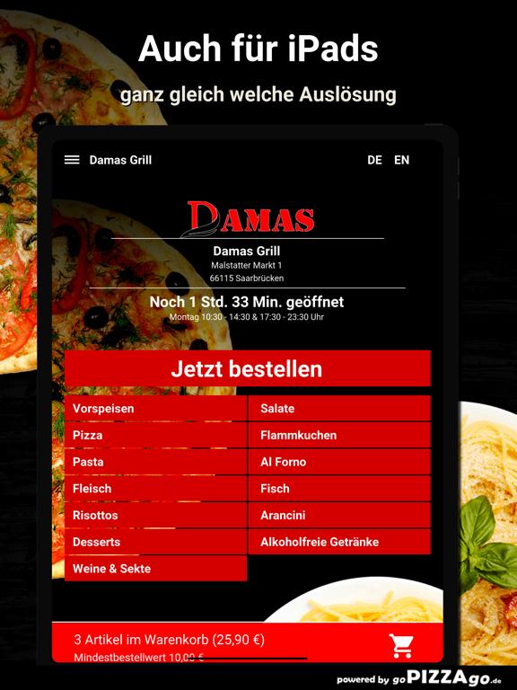 Damas Grill Saarbrücken screenshot 7