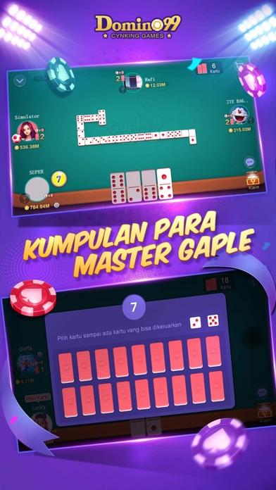 Game Domino 99 Offline Mudah