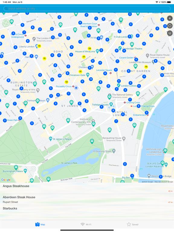 WiFi Finder - Connect Internet screenshot